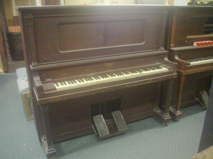 Hardman peck piano key generator